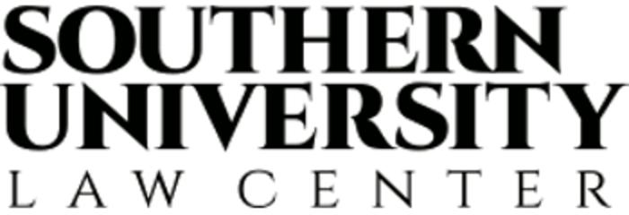 Southern University Law Center logo